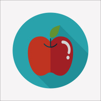 AppleFlatIcon