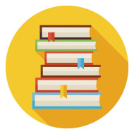 BooksFlatIcon
